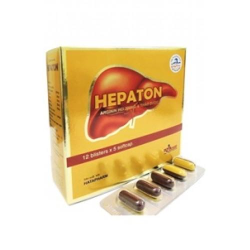 BỔ GAN HEPATON – KHỎE VÀ TRƯỜNG THỌ